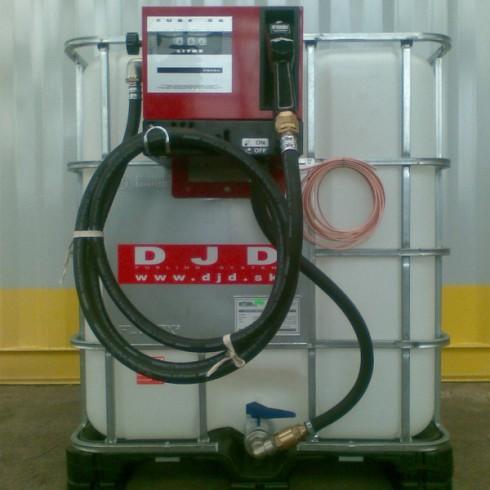 Mobilné nádrže - www.djd.sk
